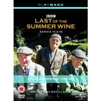 Last Of The Summer Wine: Series 15 & 16 DVD