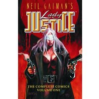 Lady Justice Volume 1 Hardcover