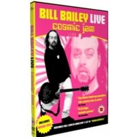 Bill Bailey: Cosmic Jam  Bewilderness DVD