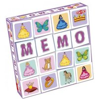 Pretty Memo Board Game
