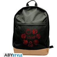 The Seven Deadly Sins - Emblems Backpack