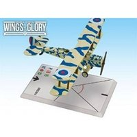 Wings of Glory Airco DH.4 Cotton/Betts Board Game