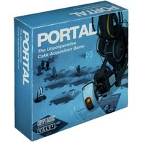 Portal The Uncooperative Cake Acquisition Board Game