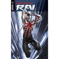 Rai Volume 1 Welcome To New Japan Paperback