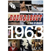 Roundabout 1963: A Year In Colour DVD