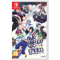 Our World is Ended Day One Edition Nintendo Switch Game