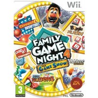 Hasbro Family Game Night 4 The Game Show Edition