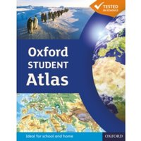 Oxford Student Atlas 2012 by Patrick Wiegand (Paperback, 2012)