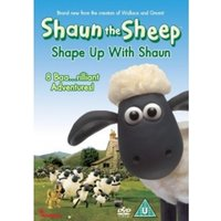 Shaun the Sheep Shape Up With Shaun DVD