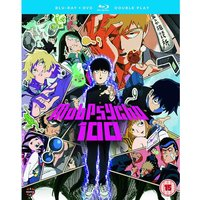 Mob Psycho 100: Season One  Blu-ray   DVD