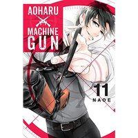 Aoharu X Machinegun, Vol. 11