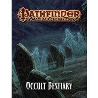 Pathfinder Campaign Setting Occult Bestiary
