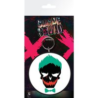 Suicide Squad Joker Skull Key Ring
