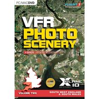 VFR Photographic Scenery For X-Plane 10 Volume 2 South West England & South Wales