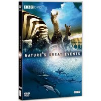 Nature`S Great Events DVD