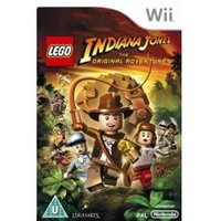 Ex-Display Lego Indiana Jones The Original Adventures Game