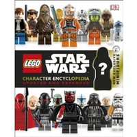 LEGO (R) Star Wars (TM) Character Encyclopedia Updated and Expand : With Minifigure