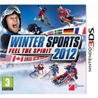 Winter Sports 2012 Feel The Spirit Game 3DS