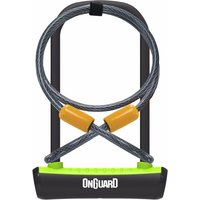 OnGuard Neon U-Lock   Extender Cable Green 115 x 230 x 11mm