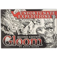 Gloom Unfortunate Expeditions 2nd Edition