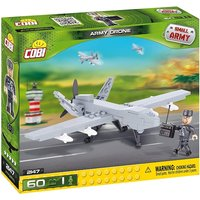 Cobi Small Army Drone - 60 Toy Building Bricks