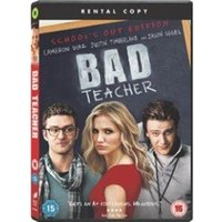 Bad Teacher Rental DVD