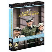 Last Of The Summer Wine Series 7-8 DVD