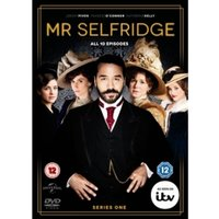 Mr Selfridge Series 1 DVD