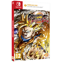 Dragon Ball FighterZ Nintendo Switch Game [Code in Box]