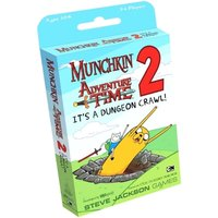Munchkin Adventure Time 2 Its a Dungeon Crawl! Expansion