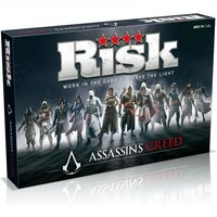 Risk Assassin's Creed Edition Board Game
