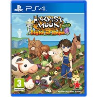 Harvest Moon Light of Hope Special Edition PS4 Game