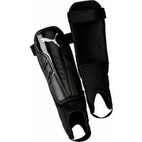 Puma Pro Training II Shin & Ankle Guards Large Black/White