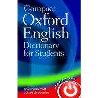 Compact Oxford English Dictionary for University and College Students by Oxford Dictionaries (Paperback, 2006)