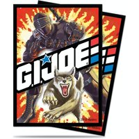 Ultra Pro G.I. Joe V3 Deck Protector 100 Sleeves