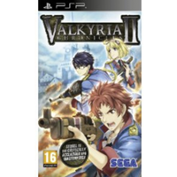 Valkyria Chronicles II 2 Game
