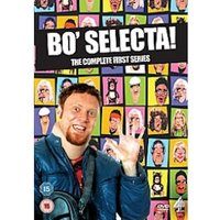 Bo Selecta Complete Series 1 DVD