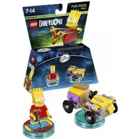 Bart (The Simpsons) Lego Dimensions Fun Pack