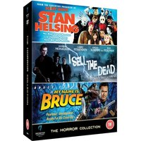 Horror Collection (Stan Helsing / I Sell The Dead / My Name Is Bruce) DVD