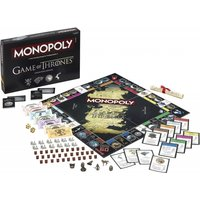 Game of Thrones Monopoly Deluxe Collector's Edition