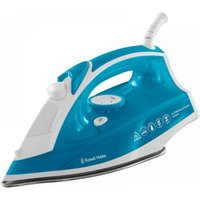 Russell Hobbs 23061 Supreme Steam Traditional Iron 2400W White/Blue UK Plug