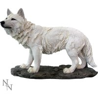 Scent In The Ait Wolf Figurine