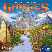 Rajas of the Ganges Board Game