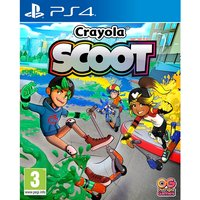 Crayola Scoot PS4 Game