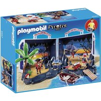 Playmobil Take Along Pirates Chest