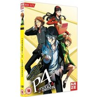 Persona 4 The Animation Box 2 DVD