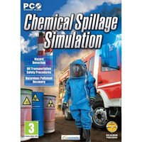 Chemical Spillage Simulator Game