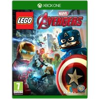 Lego Marvel Avengers Xbox One Game (with Thunderbolts Character Pack)