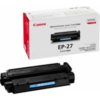 Canon 8489A002 (EP-27) Toner black, 2.5K pages @ 5% coverage
