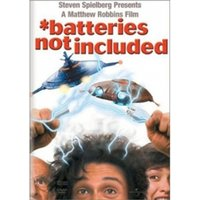Batteries Not Included DVD